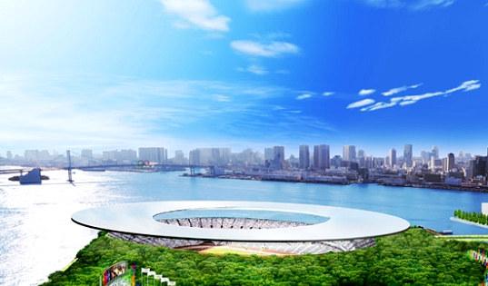 Tokyo-Olympisch-stadion-1